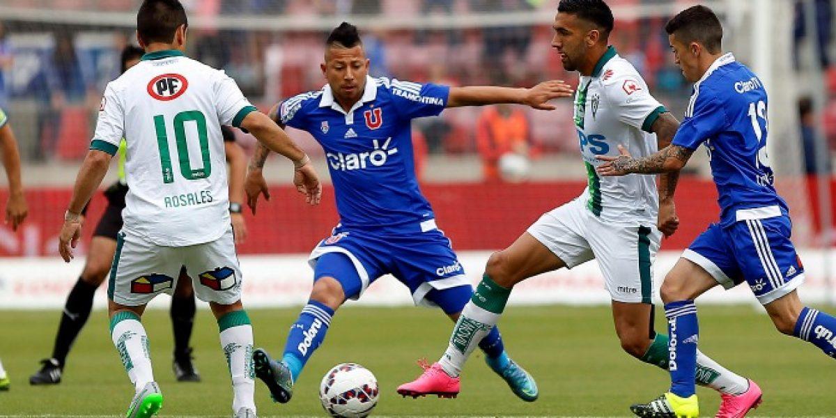 Se jugará sin público visita: La ANFP reprograma el duelo entre la U y Wanderers