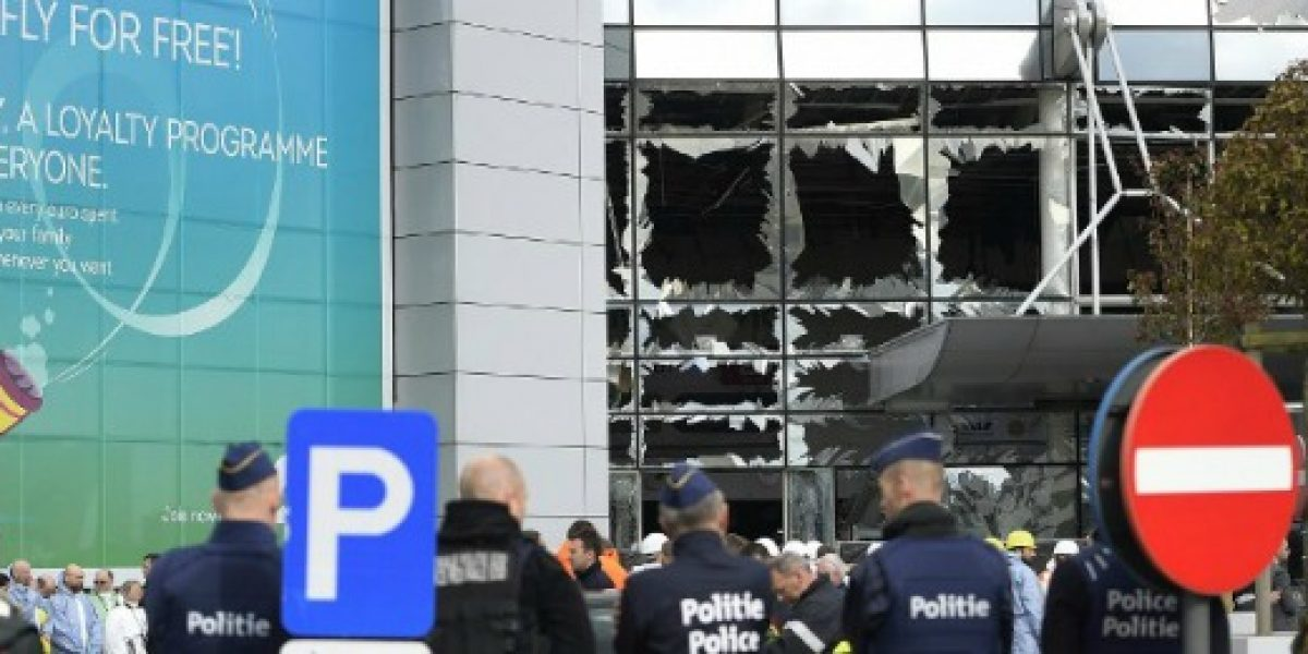Turistas frenan viajes a Europa tras atentados de Bruselas