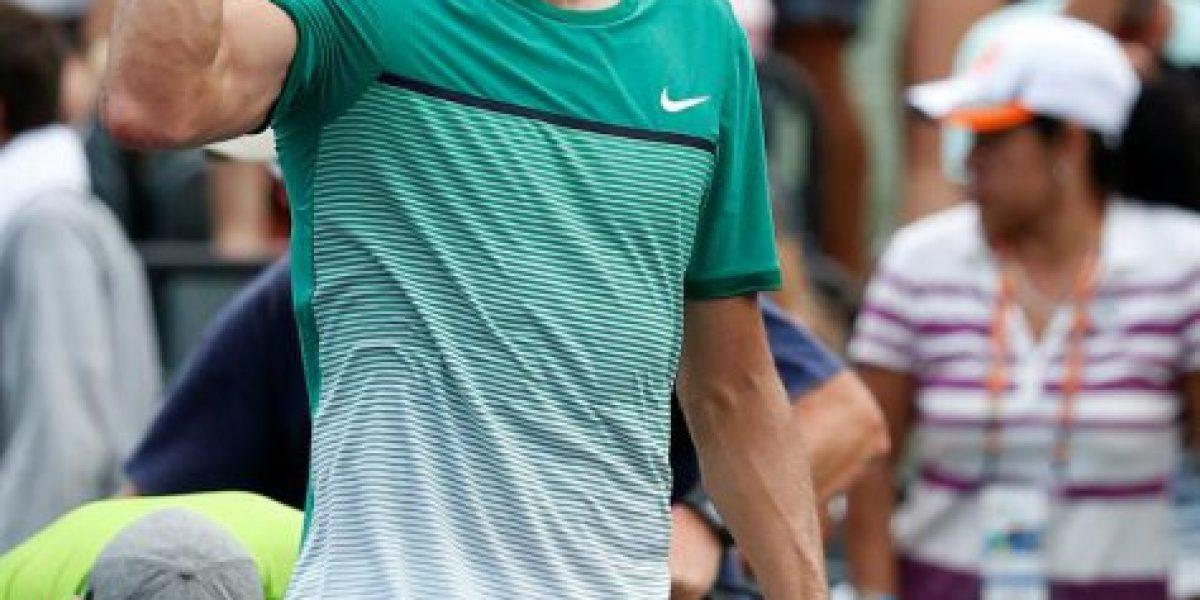 Otra sorpresa más: Dimitrov eliminó a Andy Murray en Miami