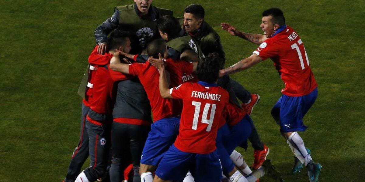 Gary Medel se impone ante Alexis Sánchez y será el capitán de La Roja