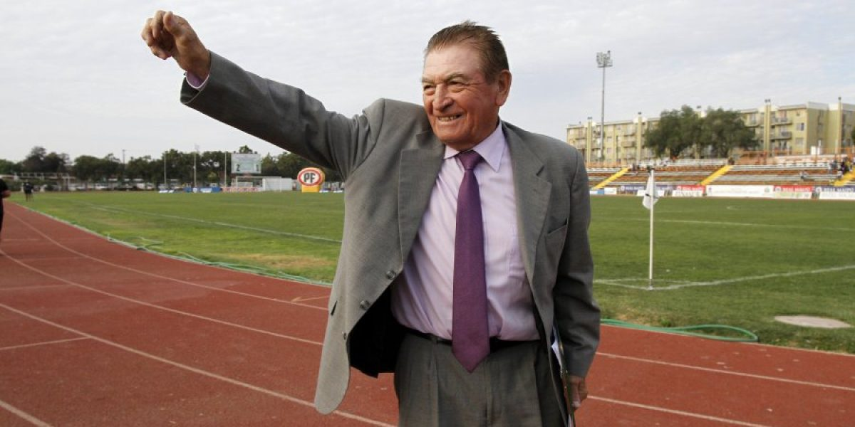 Esteban Paredes acompañó a Clavito Godoy en su regreso a Santiago Morning
