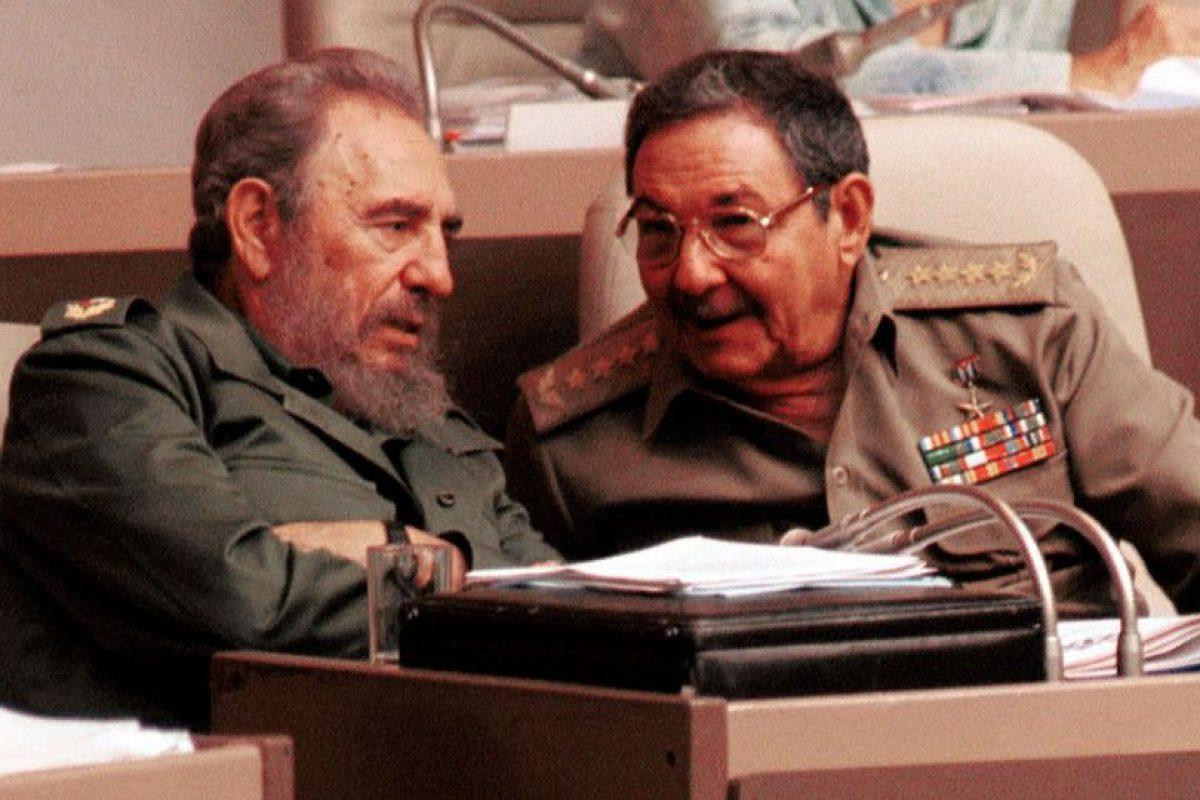 Frases de Fidel Castro que han pasado a la historia Foto:Getty Images. Imagen Por: