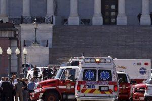 Afortunadamente no se reporto ningún muerto Foto:AP. Imagen Por: