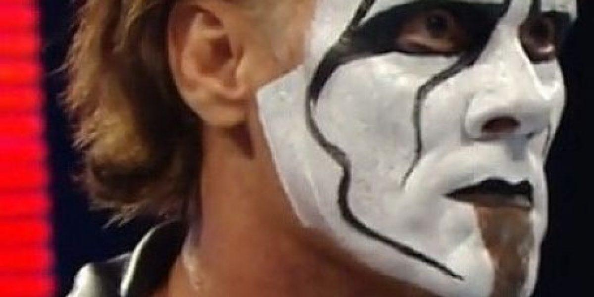 WWE: Sting desea enfrentar a esta leyenda antes de retirarse