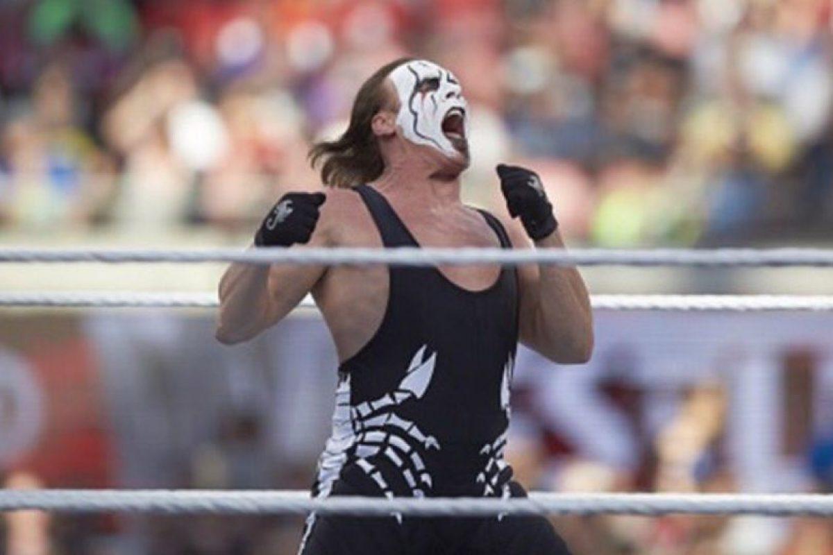 Será inducido al Salón de la Fama de la WWE en Wrestlemania 32 Foto:WWE. Imagen Por:
