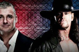 Undertaker se medirá con Shane McMahon Foto:WWE. Imagen Por: