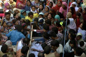 Por esa razón se han comenzado los funerales. Foto:AFP. Imagen Por: