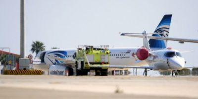 Avión secuestrado en Chipre: El motivo pudo ser una decepción amorosa