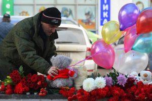 Aunque después dijo que lo hizo en venganza a los ataques de Rusia en Siria contra el Estado Islámico Foto:AFP. Imagen Por: