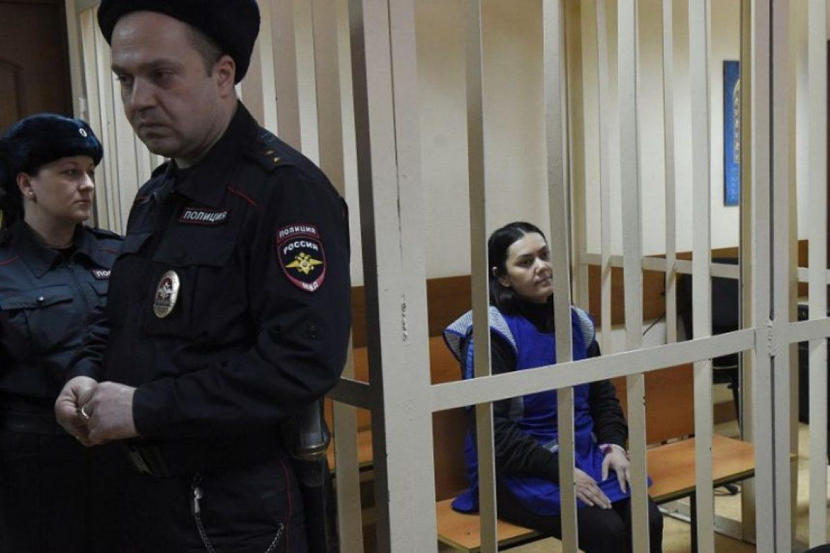 """Quien es conocido ante los medios de comunicación de Rusia como """"La niñera asesina"""". Foto:AFP. Imagen Por:"""