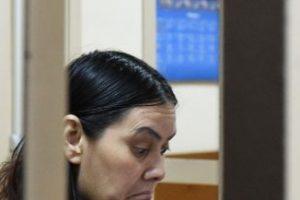 Al ser cuestionada, dijo que no se arrepentía de lo sucedido Foto:AFP. Imagen Por: