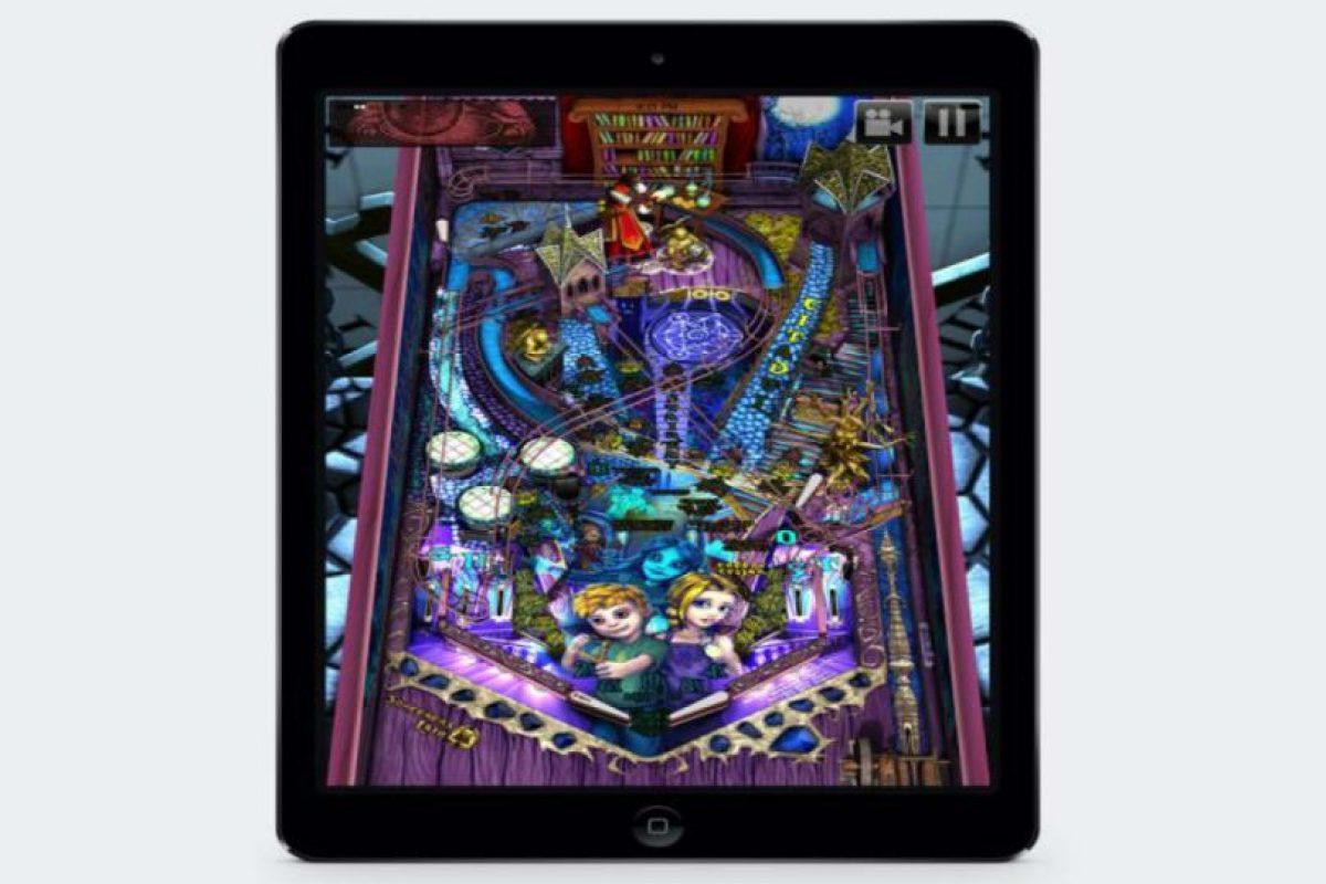 4.- Zen Pinball. Juego basado en el clásico pinball que todos conocemos, no puede faltar en su teléfono. Foto:Zen Pinball. Imagen Por: