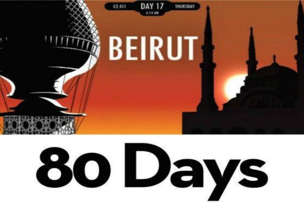 5.- 80 days. ¡Hagan todo lo posible para lograr darle la vuelta al mundo en 80 días! Foto:80 Days.. Imagen Por: