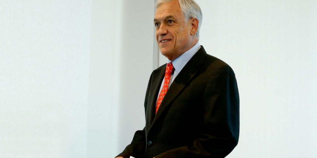 Piñera criticó