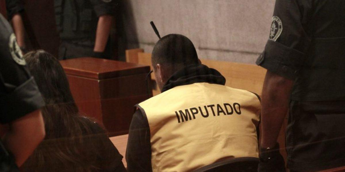 Crimen de escolar en El Bosque: prisión preventiva para sospechoso de asesinar a Alison Calderón