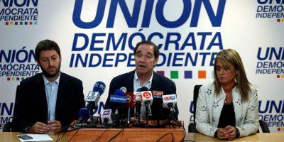 UDI critica a fiscalía por formalización a Longueira: