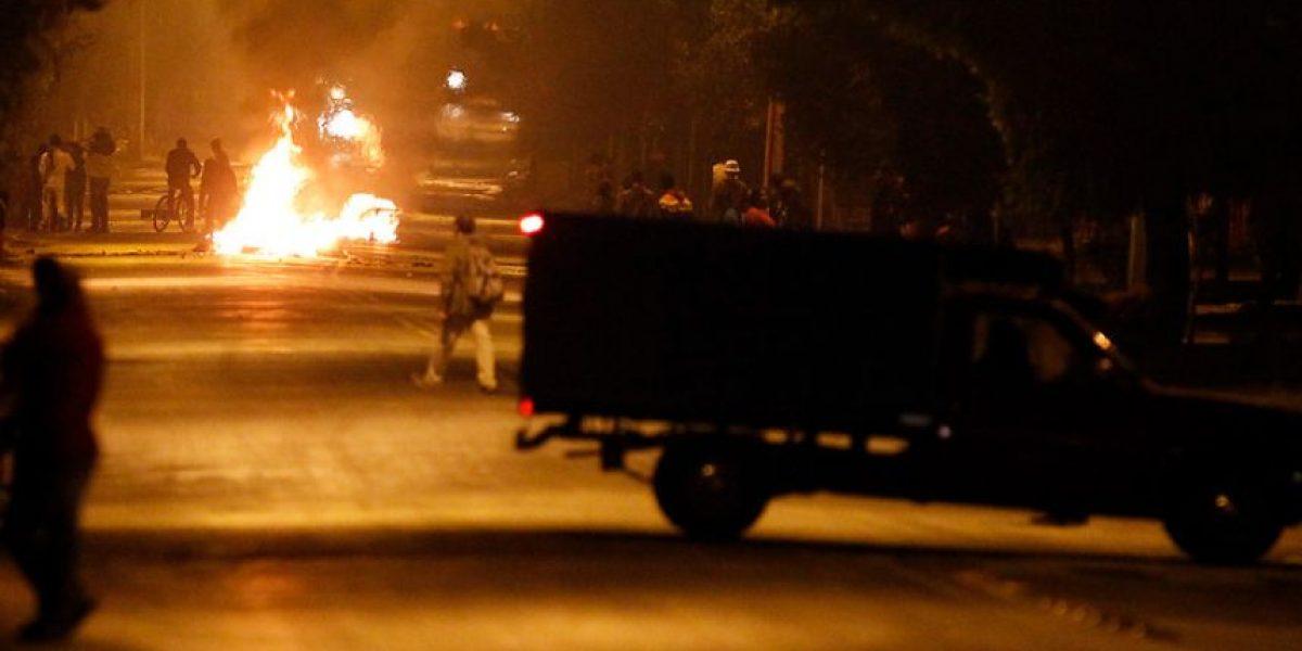 Los puntos conflictivos en Santiago en una nueva jornada del Día del Joven Combatiente