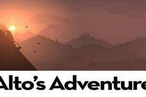3.- Alto's Adventure. Persigan llamas y sorteen obstáculos mientras disfrutan de los maravillosos gráficos. Foto:Alto's Adventure. Imagen Por:
