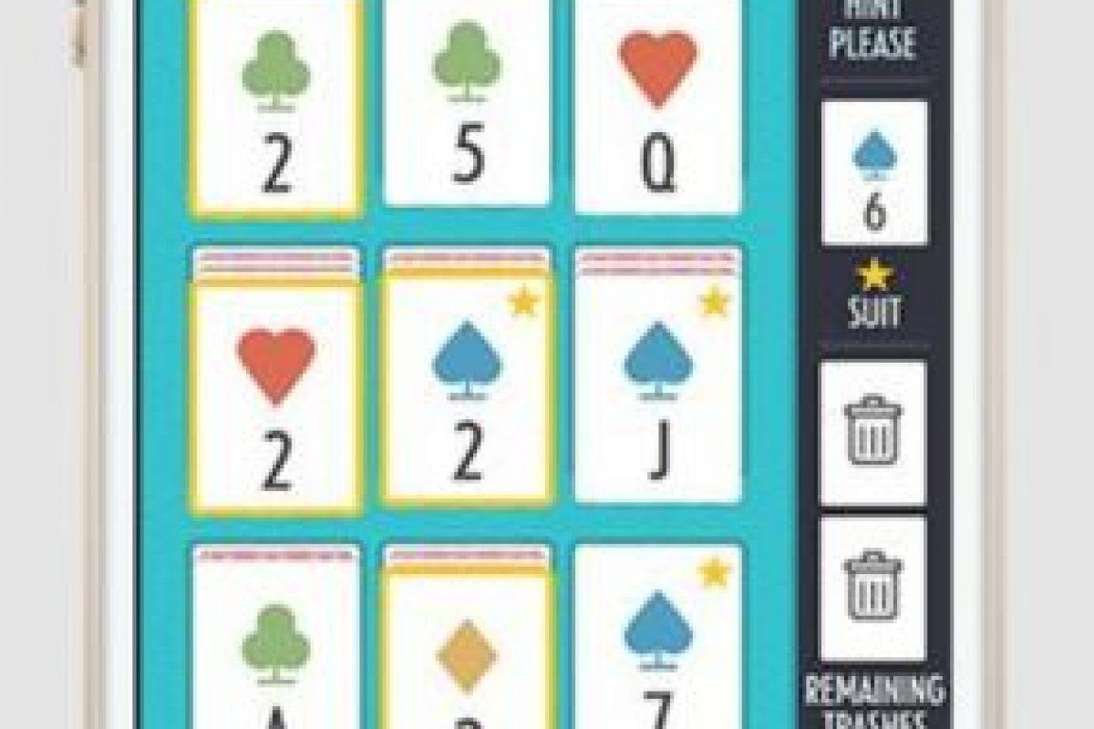 15.-Sage Solitaire. El mejor juego para largas esperas. Foto:Sage Solitaire. Imagen Por: