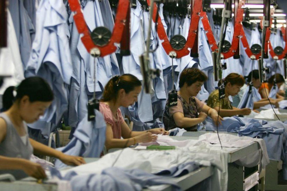 Es muy probable que los trabajadores de fábricas sean suplantados por máquinas. Foto:Getty Images. Imagen Por: