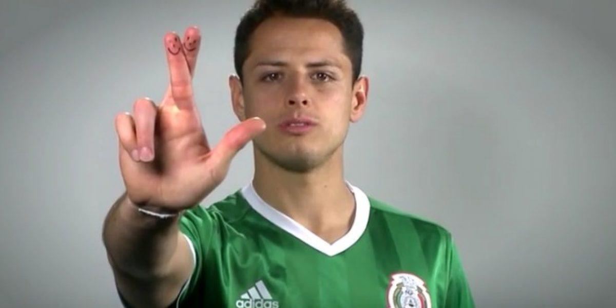 Digno de imitar: México lanza campaña para evitar el famoso cántico