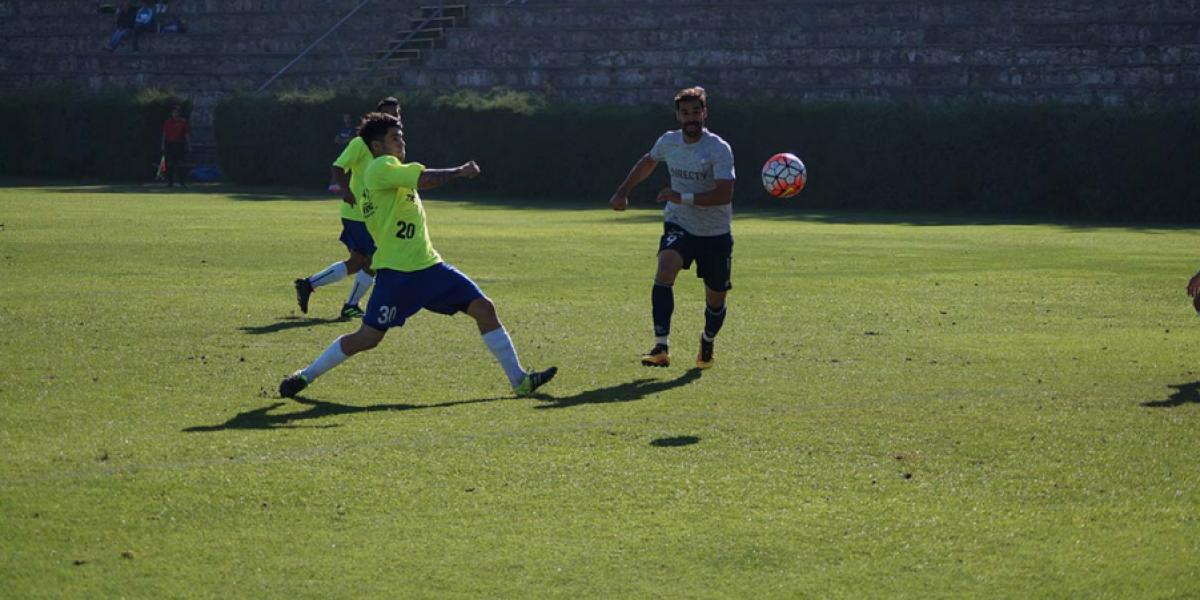 Universidad Católica no tuvo piedad con Deportes Recoleta y los goleó 10-0