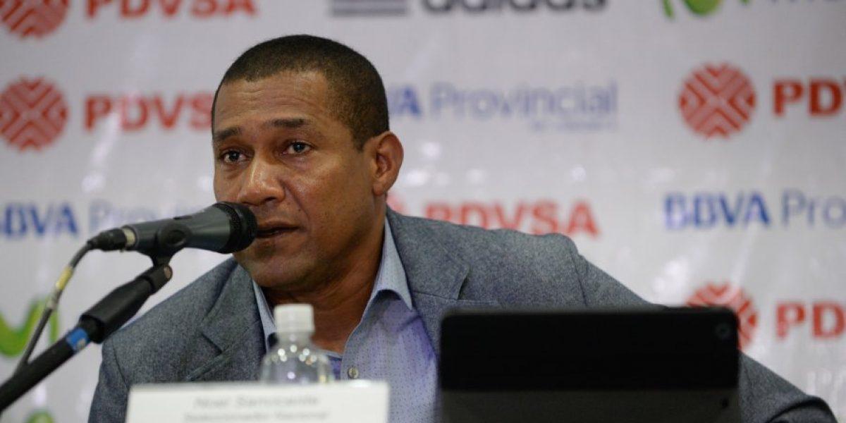 La pesada mochila del Chita: DT de Venezuela se juega el puesto ante Chile