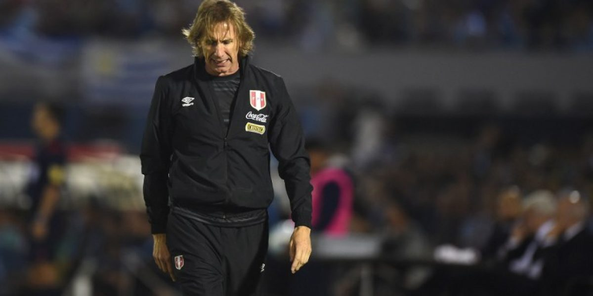 Uruguay se impuso con gol de Cavani y es puntero de las Clasificatorias
