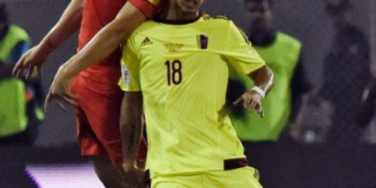 La Roja metió la cola en el infierno de Barinas y vuelve a la pelea por entrar al Mundial