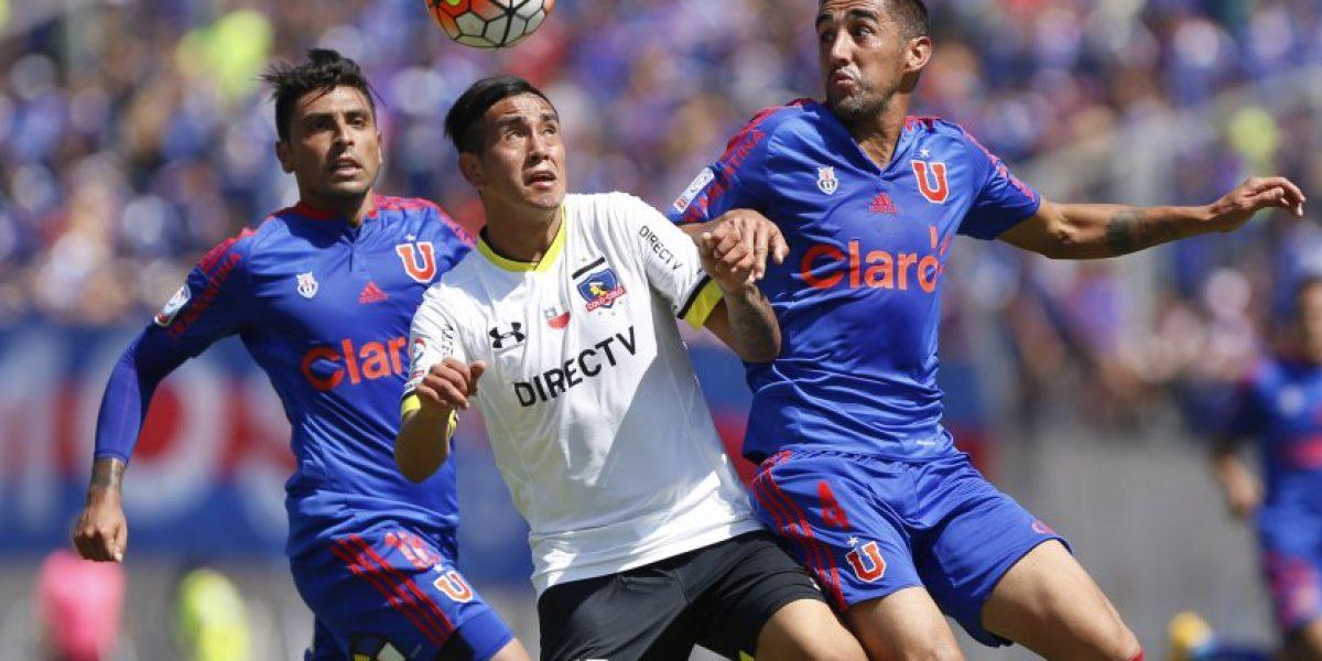 Malas noticias para Colo Colo: Vilches vuelve a lesionarse y estará dos semanas fuera