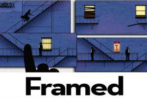 9.- Framed. Arréglenselas para salir del problema en el que estás metido. Foto:Framed. Imagen Por: