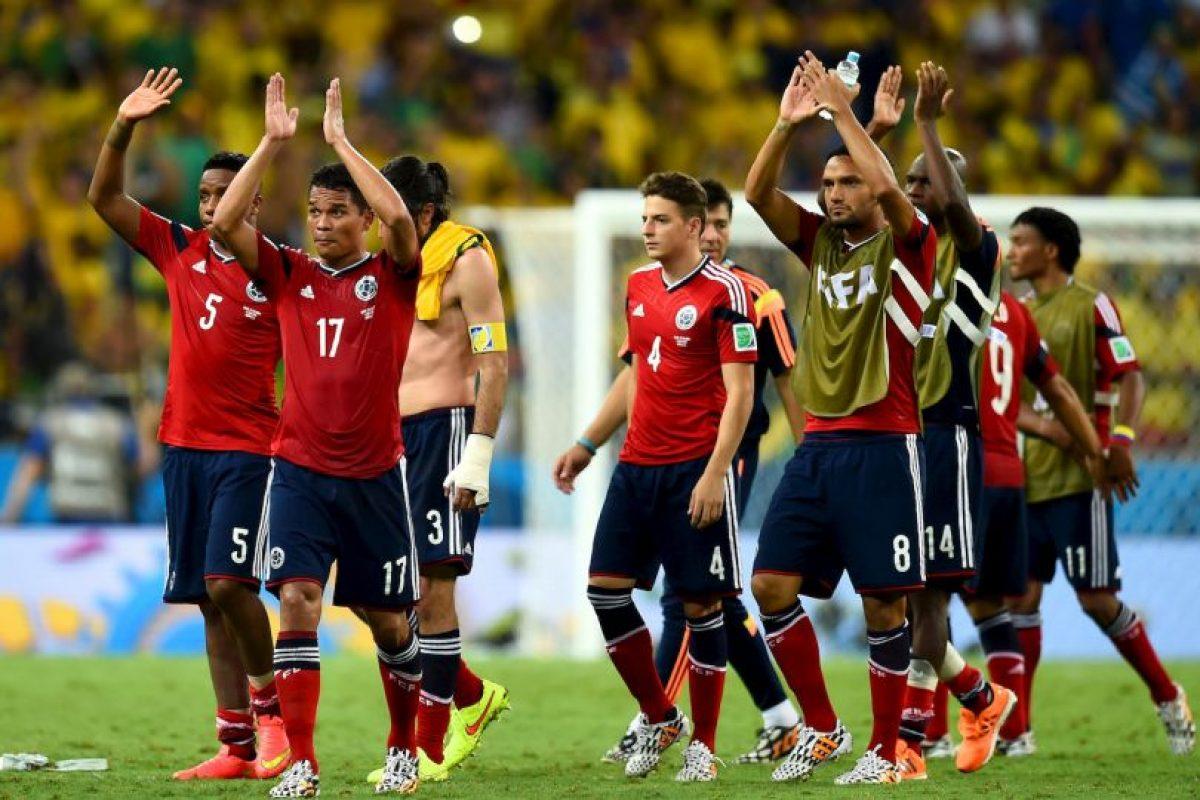 Colombia vs. Ecuador Foto:Getty Images. Imagen Por: