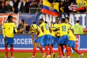 Seis menos que el líder Ecuador Foto:Getty Images. Imagen Por:
