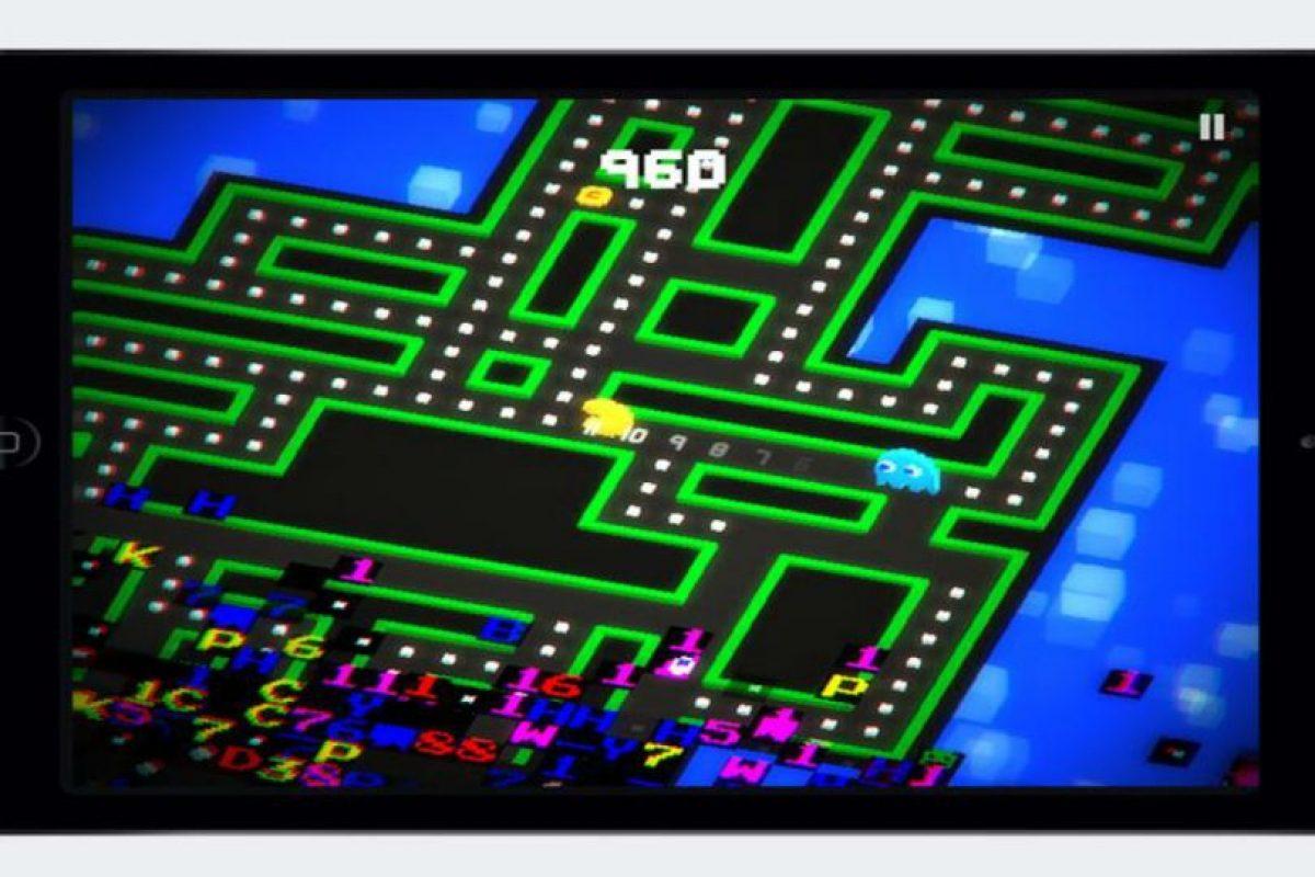 11.- Pac-Man. El clásico, ¡pero más rápido! Foto:Pac-Man. Imagen Por: