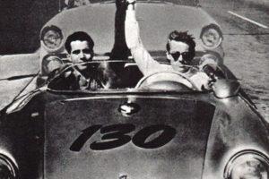 11. Little Bastard: fue el auto de James Dean, con el que se mató. Luego ocasionó muchos más accidentes. Foto:vía Wikipedia. Imagen Por: