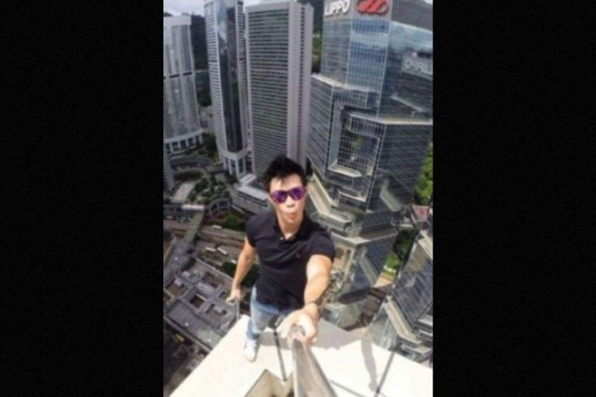 Los selfies famosos de Internet Foto:instagram.com/daniel__lau. Imagen Por:
