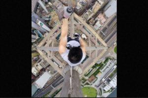 """El objetivo es tomar el """"mejor"""" selfie. Foto:instagram.com/daniel__lau. Imagen Por:"""