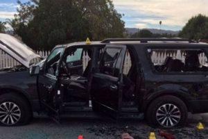 Así fue la tragedia de San Bernardino Foto:AFP. Imagen Por: