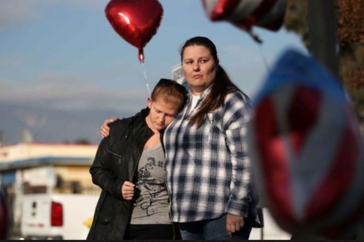 La pareja decidió realizar los ataques durante una fiesta navideña para empleados Foto:AFP. Imagen Por: