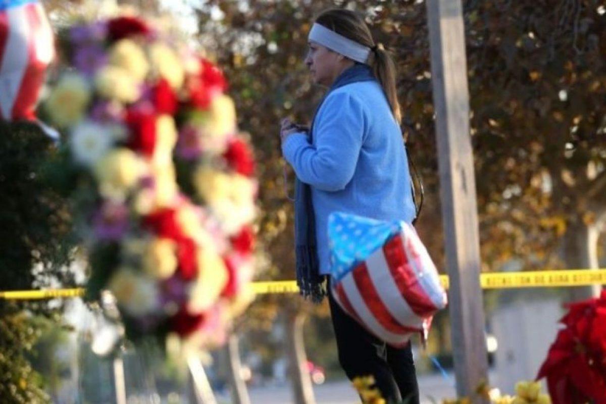 Antes de realizar el atentado, dejaron a la niña en casa de su abuela. Foto:Getty Images. Imagen Por: