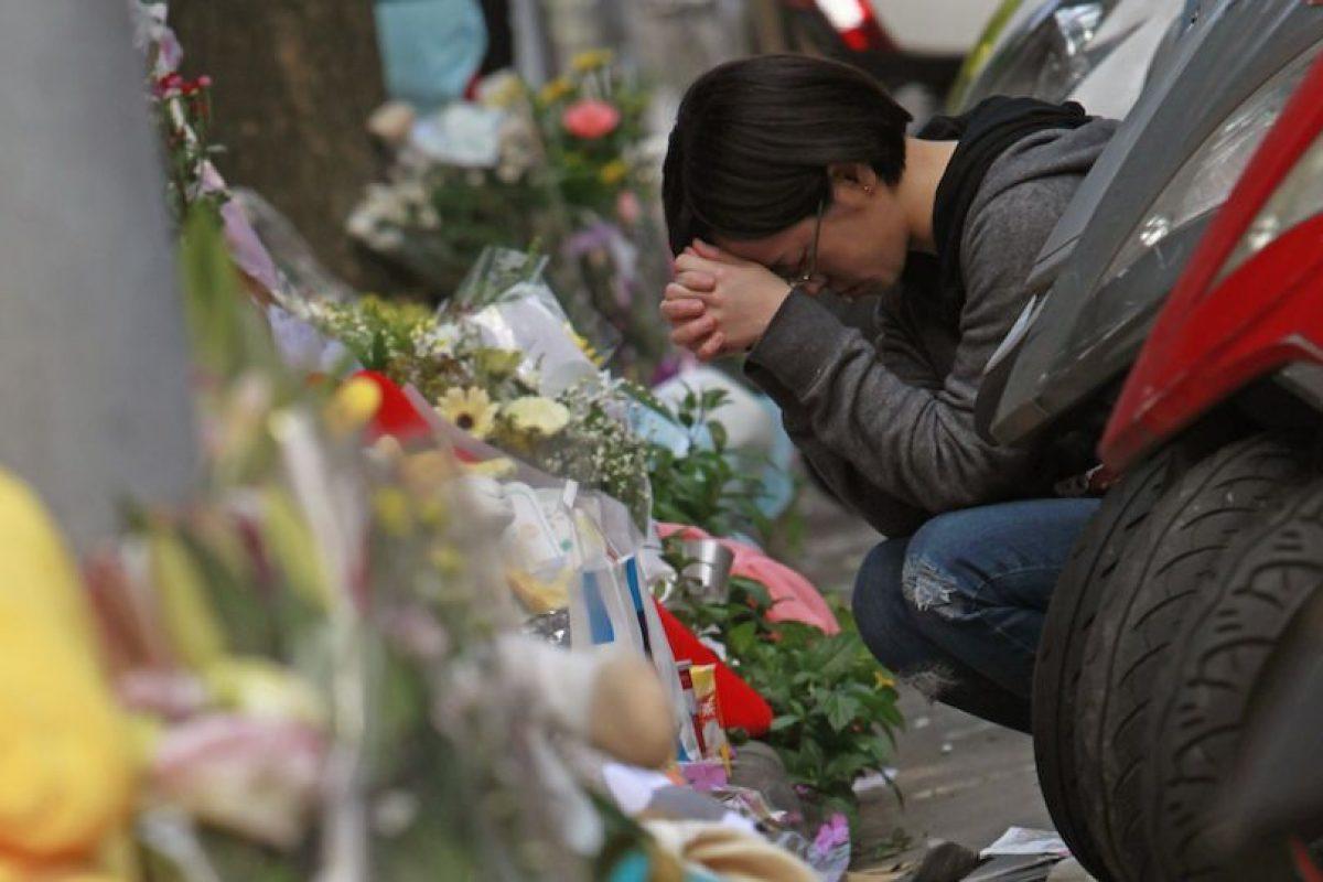 Aún no se saben los motivos de su asesinato Foto:AP. Imagen Por: