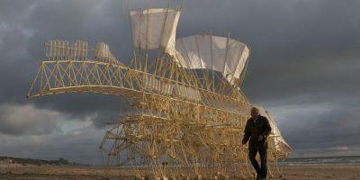 El Leonardo da Vinci del siglo XXI llega al Foro Mundial de la Bicicleta