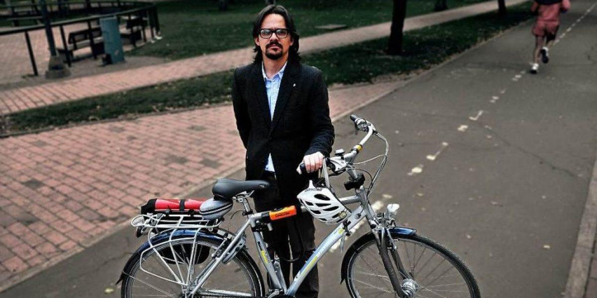 """Carlos Felipe Pardo: """"Una política de transportes sin la bicicleta no genera impactos sustanciales"""""""