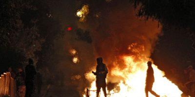 Incidentes aislados marcaron una nueva conmemoración del Día del Joven Combatiente