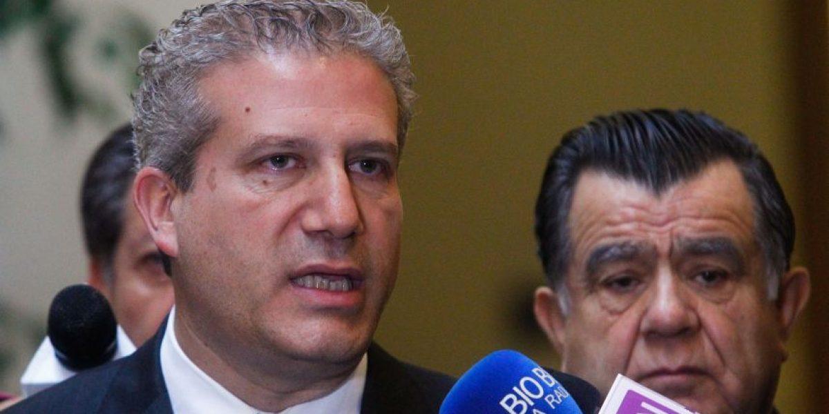 Diputado Rincón crítica control de identidad: