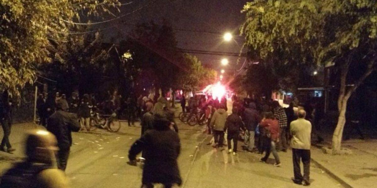 Día del Joven Combatiente: Se registran incidentes en diferentes puntos de Santiago