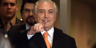 El posible sucesor de Dilma Roussef en Brasil, en caso de que la destituyan