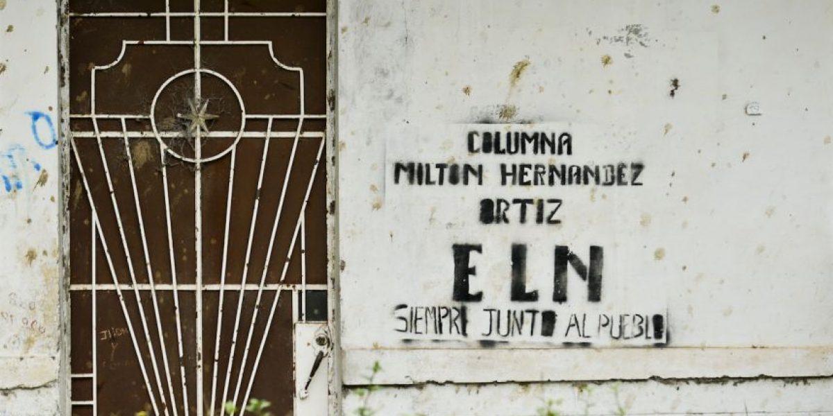 Colombia negociará paz con el ELN