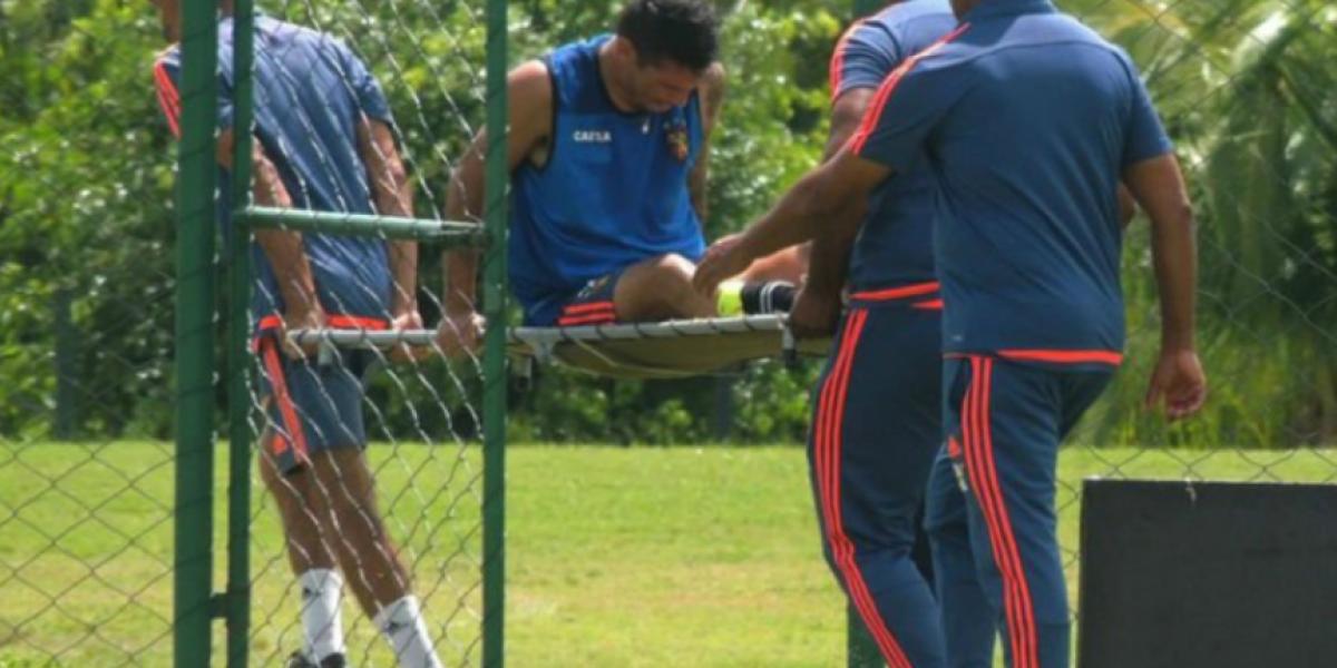 Sport Recife contrató sicóloga para Mark González y ya le tiene reemplazante