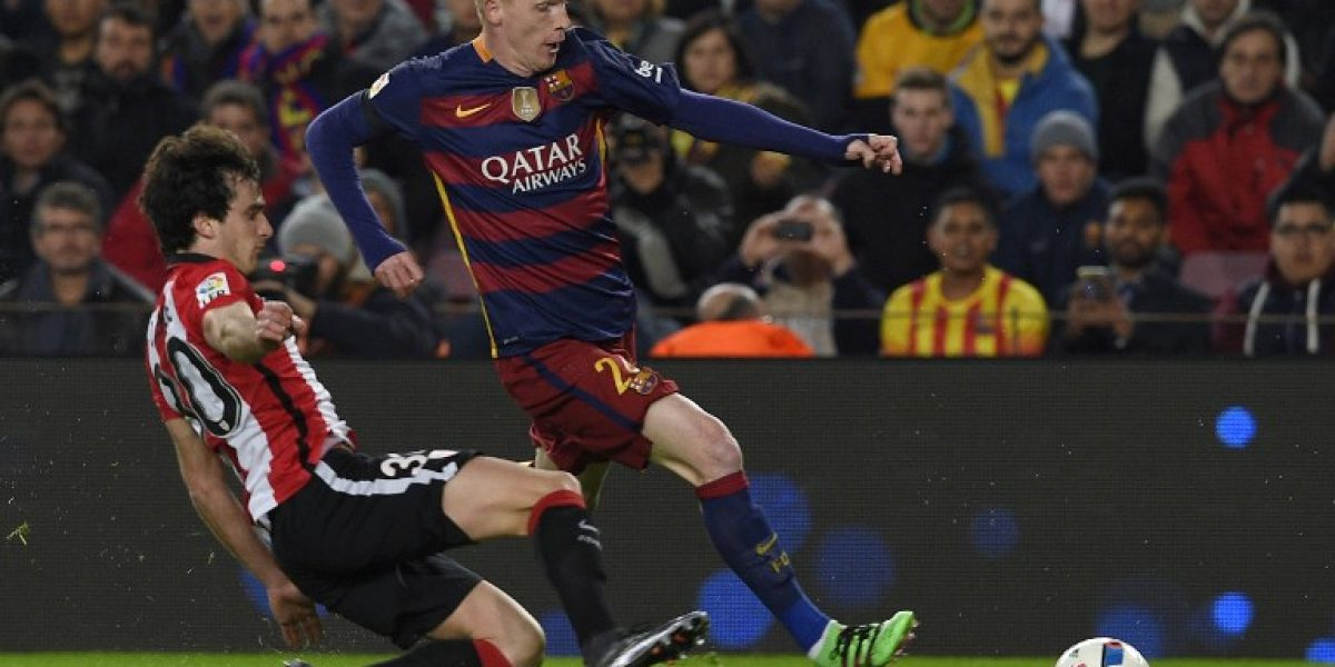 El Barcelona de Bravo pierde a uno de sus defensas para el derbi ante Real Madrid